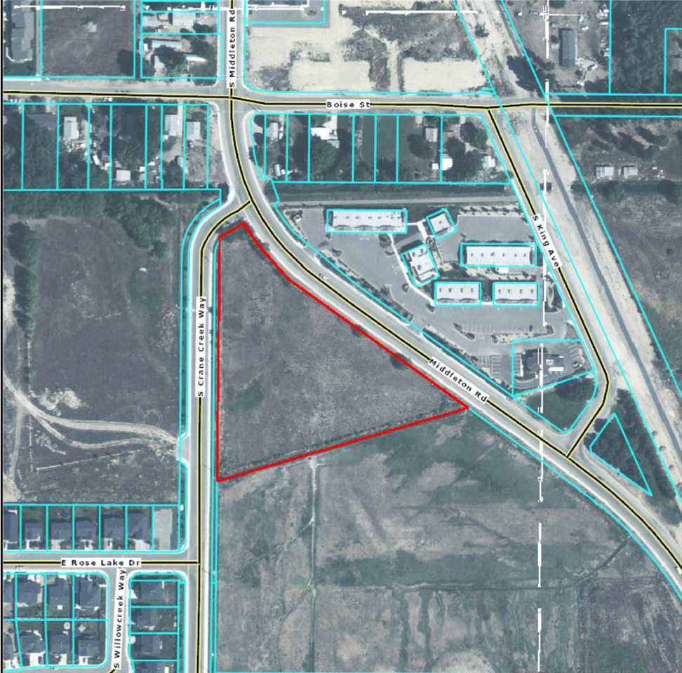 Commercial for Sale at Middleton Rd Middleton, Idaho 83644