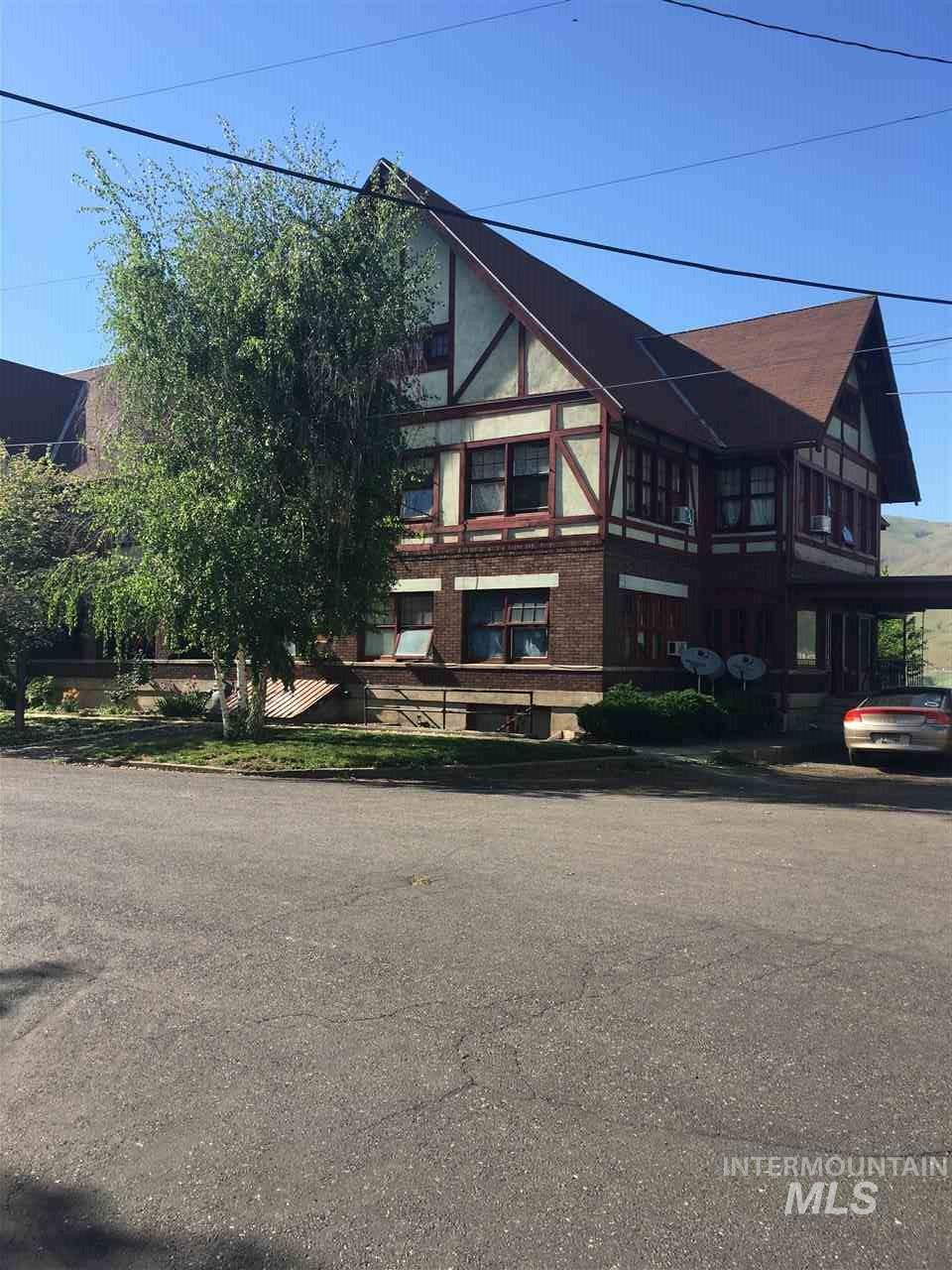 Multi-Family Home for Sale at 615 3rd. Avenue Lewiston, Idaho 83501