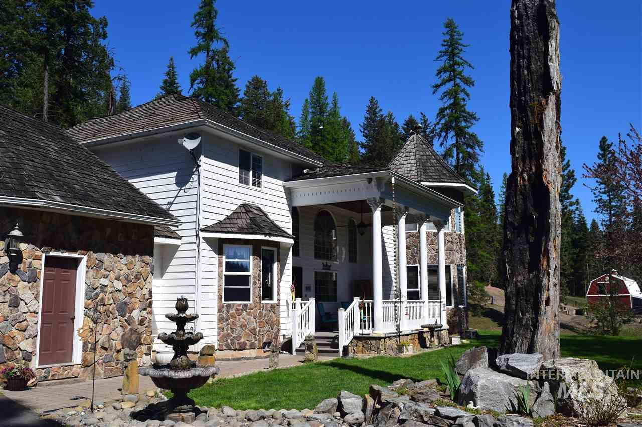 Single Family Home for Sale at 2685 HWY 3 2685 HWY 3 Deary, Idaho 83823