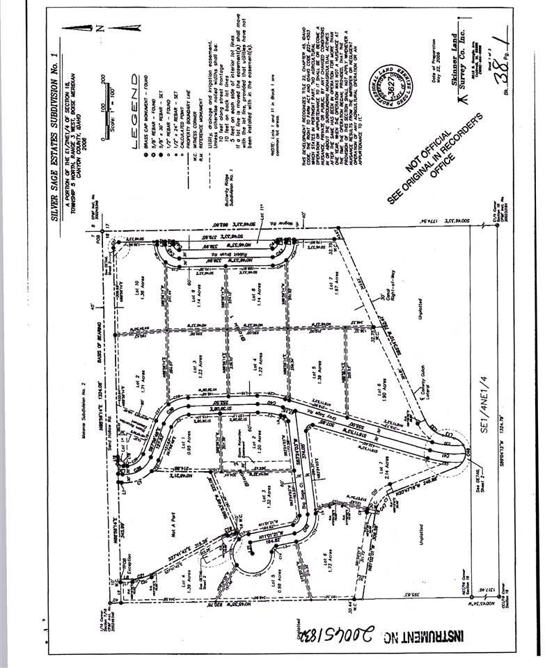 27990 Gray Sage Rd., Caldwell, ID 83607