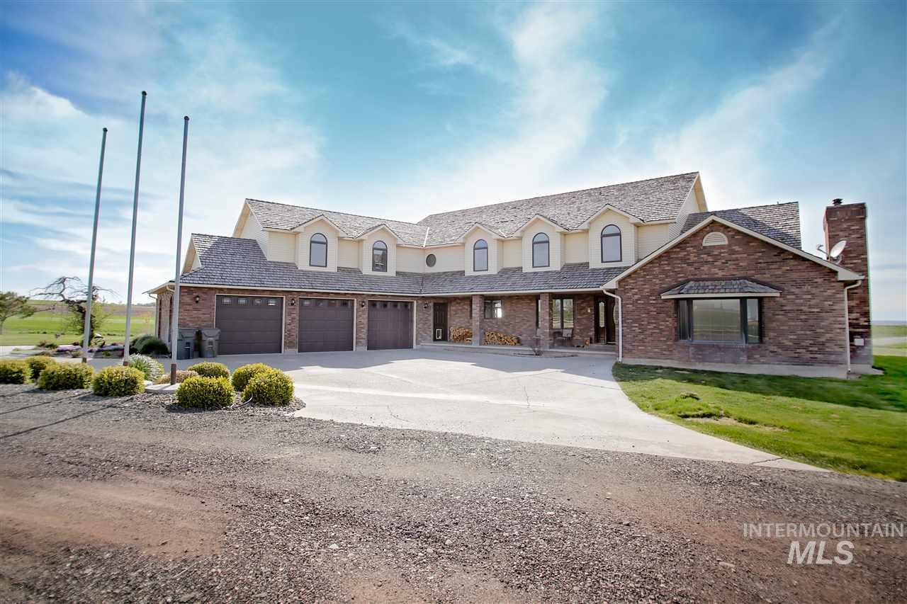 Farm for Sale at 4423 N 1600 E 4423 N 1600 E Buhl, Idaho 83316