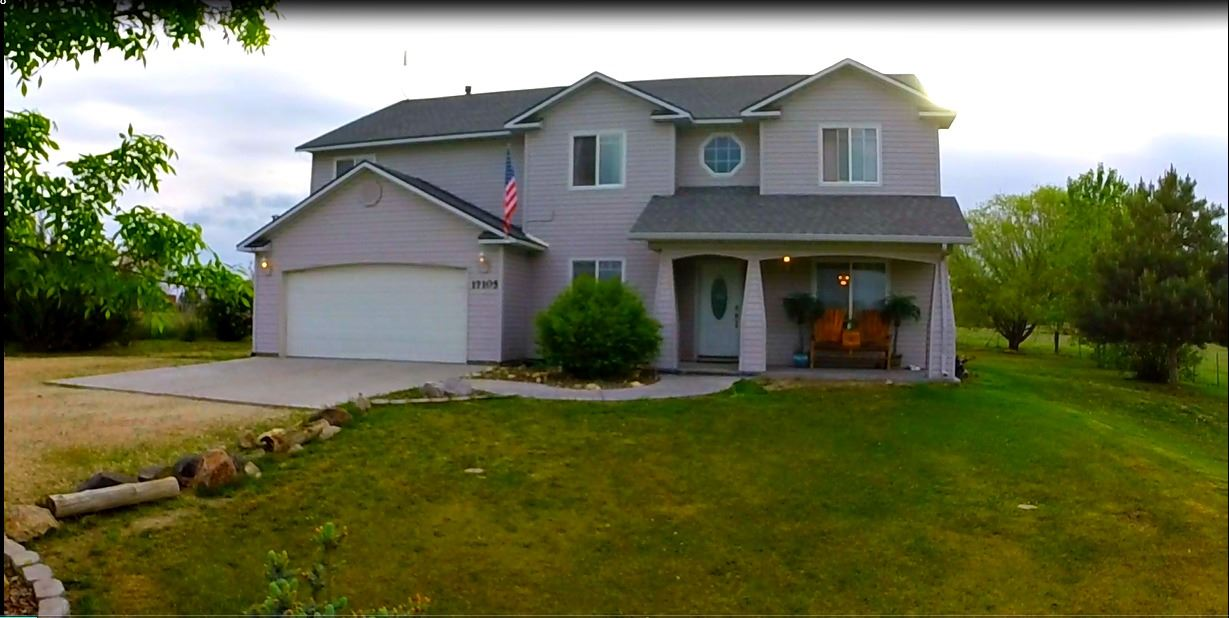 Single Family Home for Sale at 17105 Garnet Road Wilder, Idaho 83676