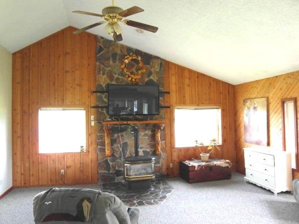 Chacra / Estancia por un Venta en 4691 SE 4th New Plymouth, Idaho 83655