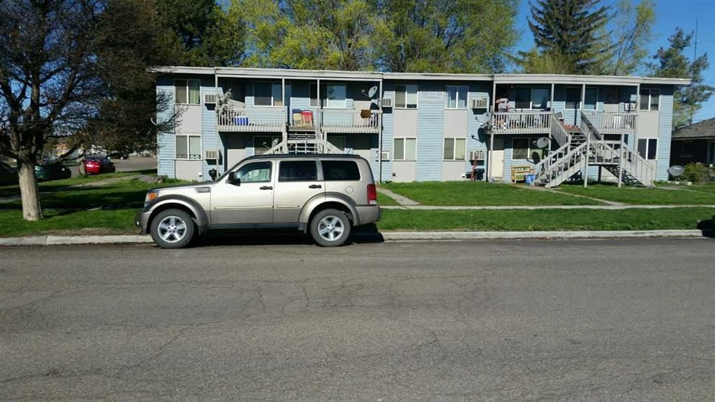 Multi-Family Home for Sale at 1250 Burton Ave. Burley, Idaho 83318