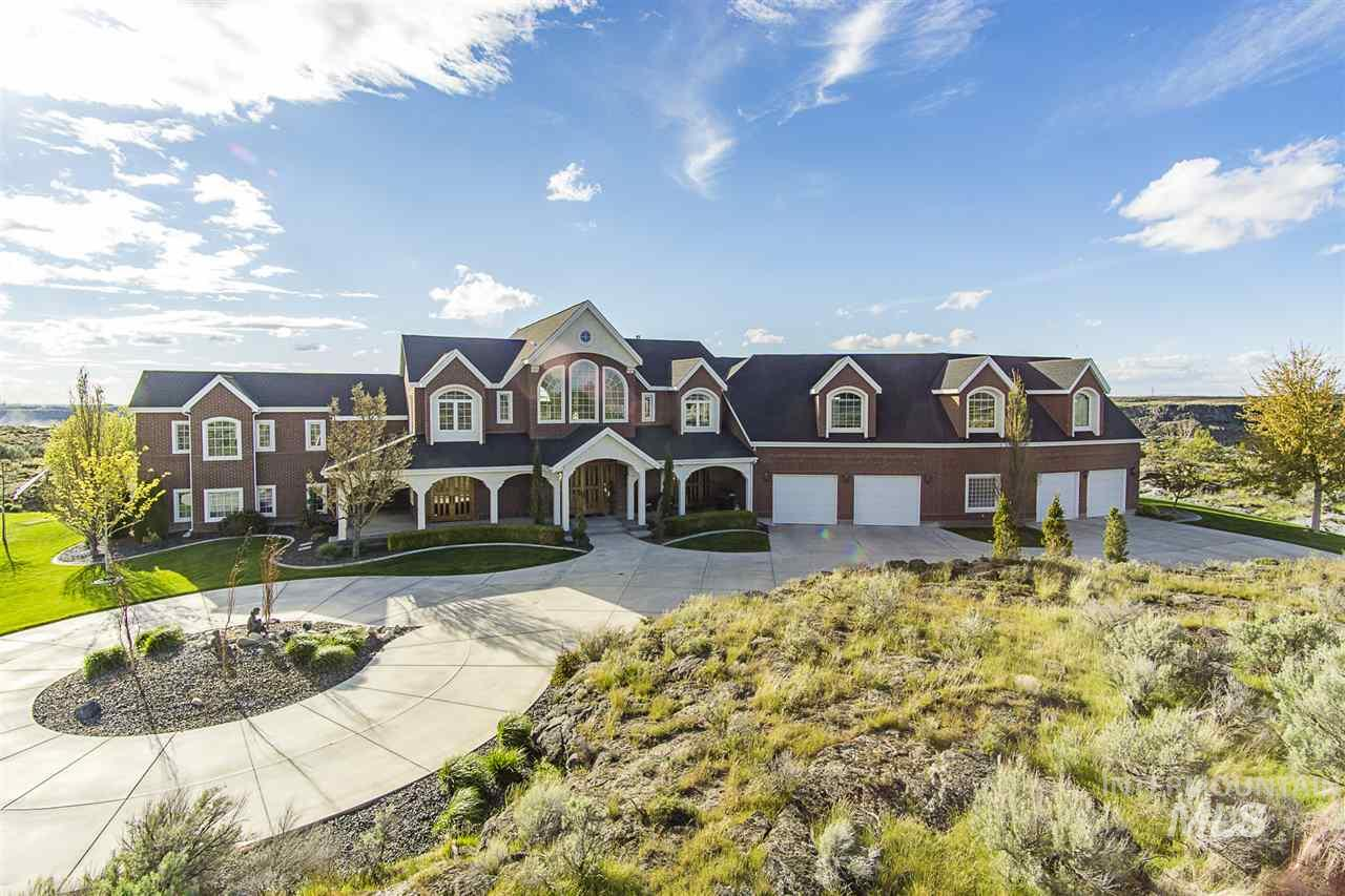 Single Family Home for Sale at 4109 Hidden Lakes Drive 4109 Hidden Lakes Drive Kimberly, Idaho 83341
