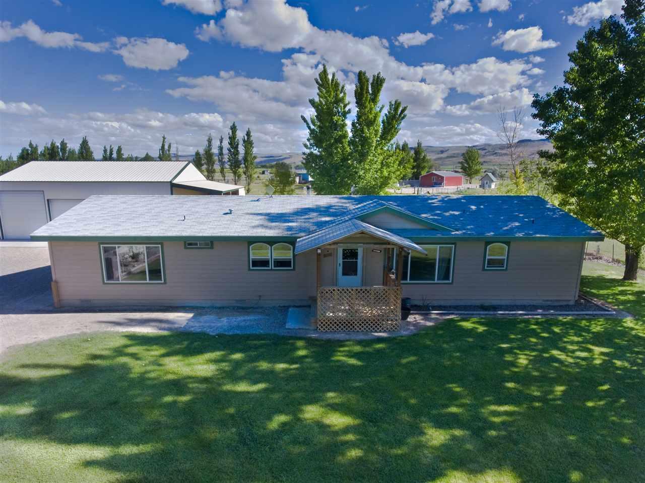 Casa Unifamiliar por un Venta en 5729 Wagon Wheel Homedale, Idaho 83639
