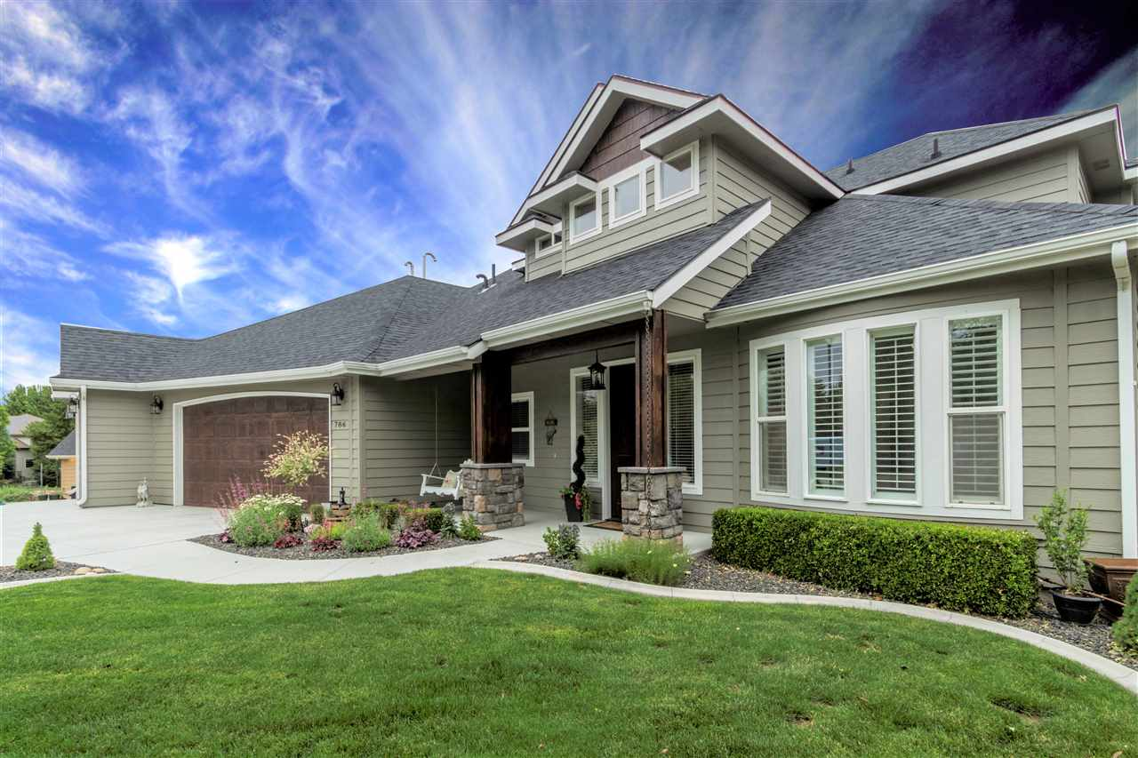 786 E CLOVERHILL CT, Eagle, ID 83616
