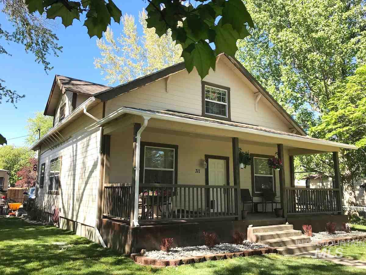 311 West C, Shoshone, ID 83352