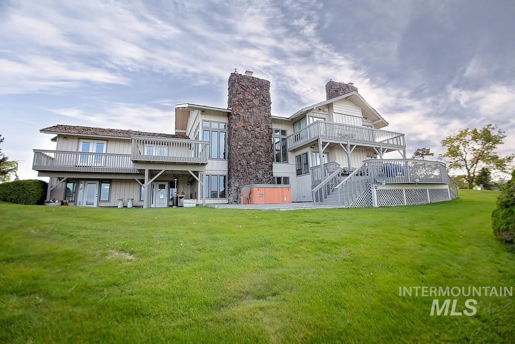 独户住宅 为 销售 在 1776 E 4500 N. 比镇, 爱达荷州 83316