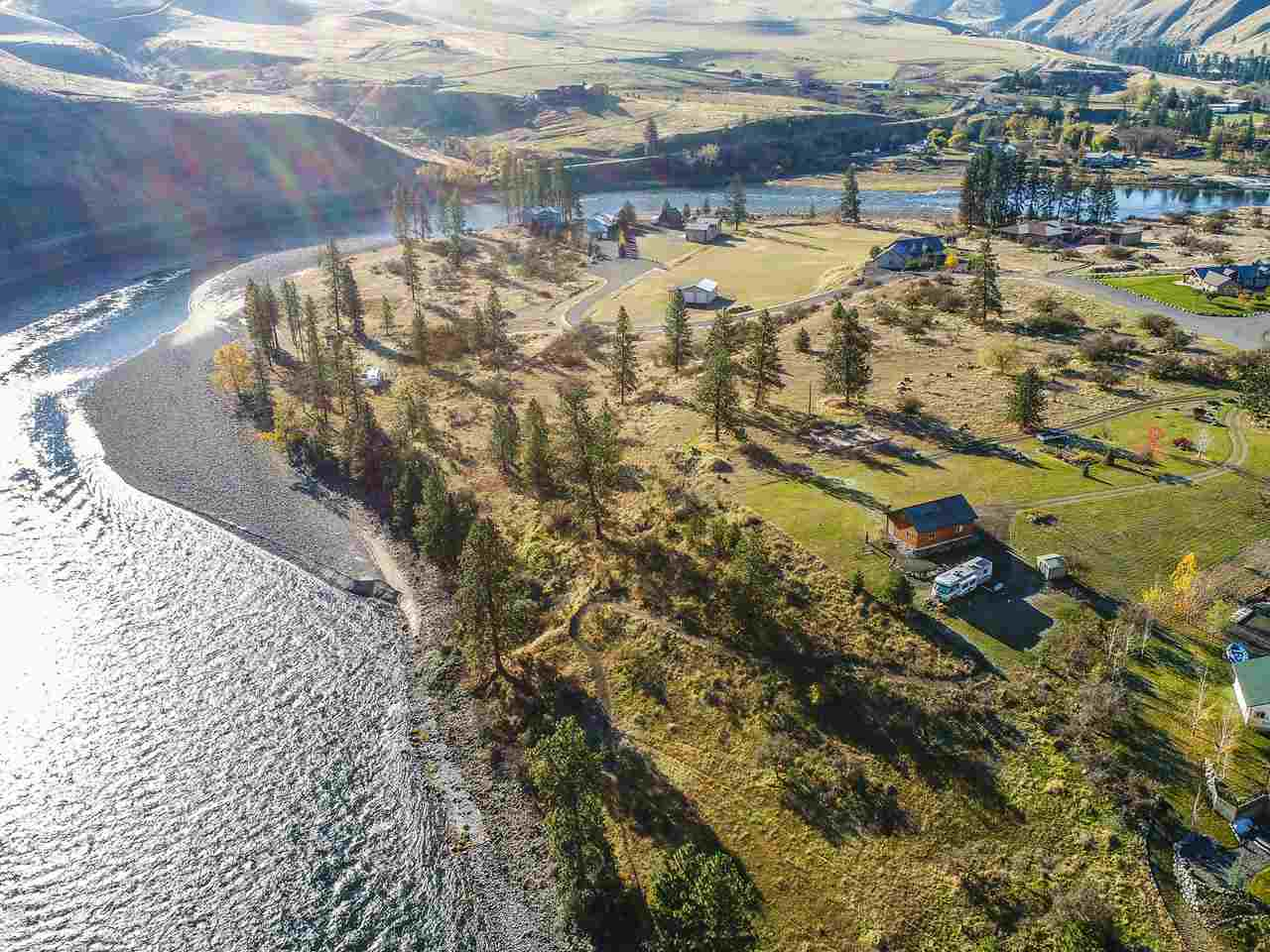 Land for Sale at 214 Rivers Bend Road White Bird, Idaho 83554