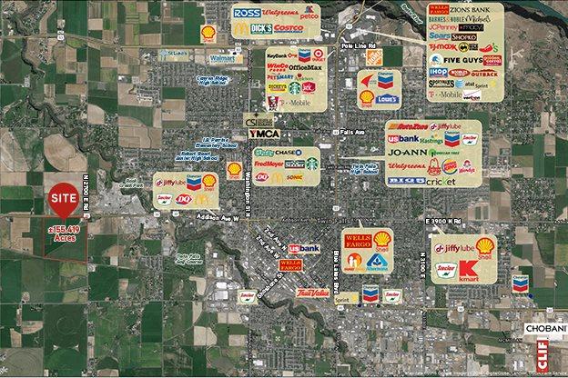 Development for Sale at 3895 N 2700 E 3895 N 2700 E Twin Falls, Idaho 83301