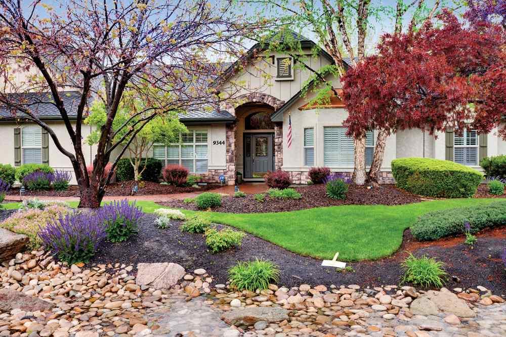 独户住宅 为 销售 在 9344 W Pandion Ct Garden City, 爱达荷州 83714