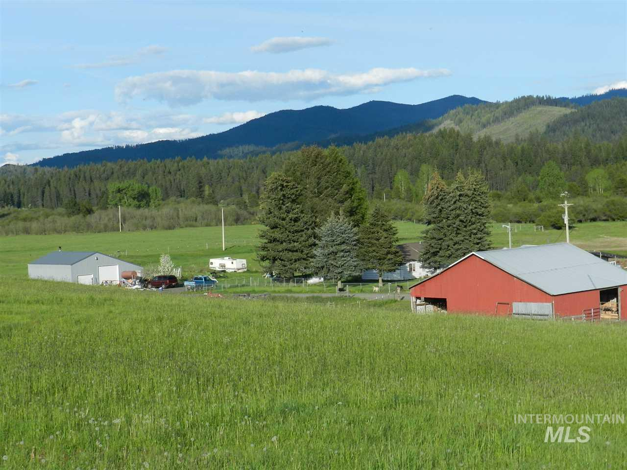 Single Family Home for Sale at 1101 Old River Road 1101 Old River Road Harvard, Idaho 83834