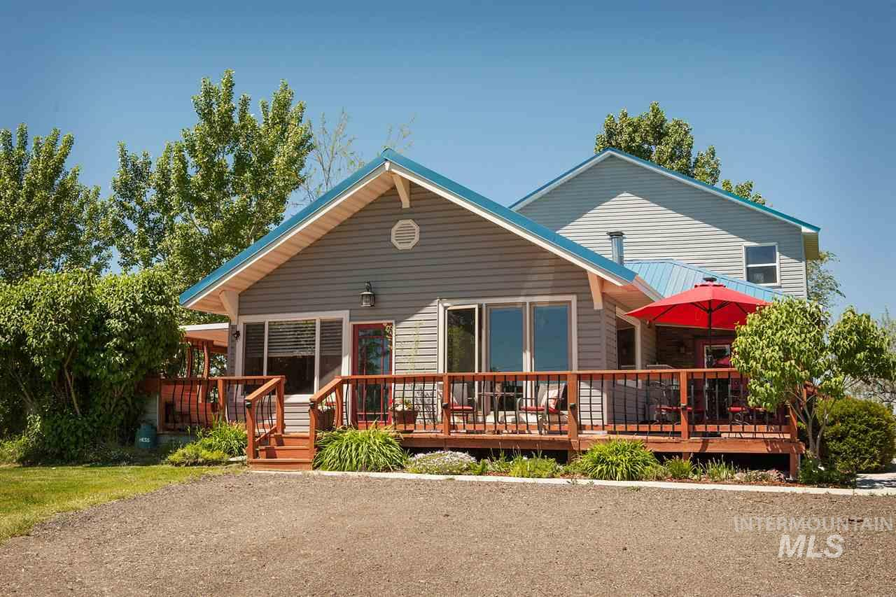 Single Family Home for Sale at 17113 Hwy 30 17113 Hwy 30 Bliss, Idaho 83314