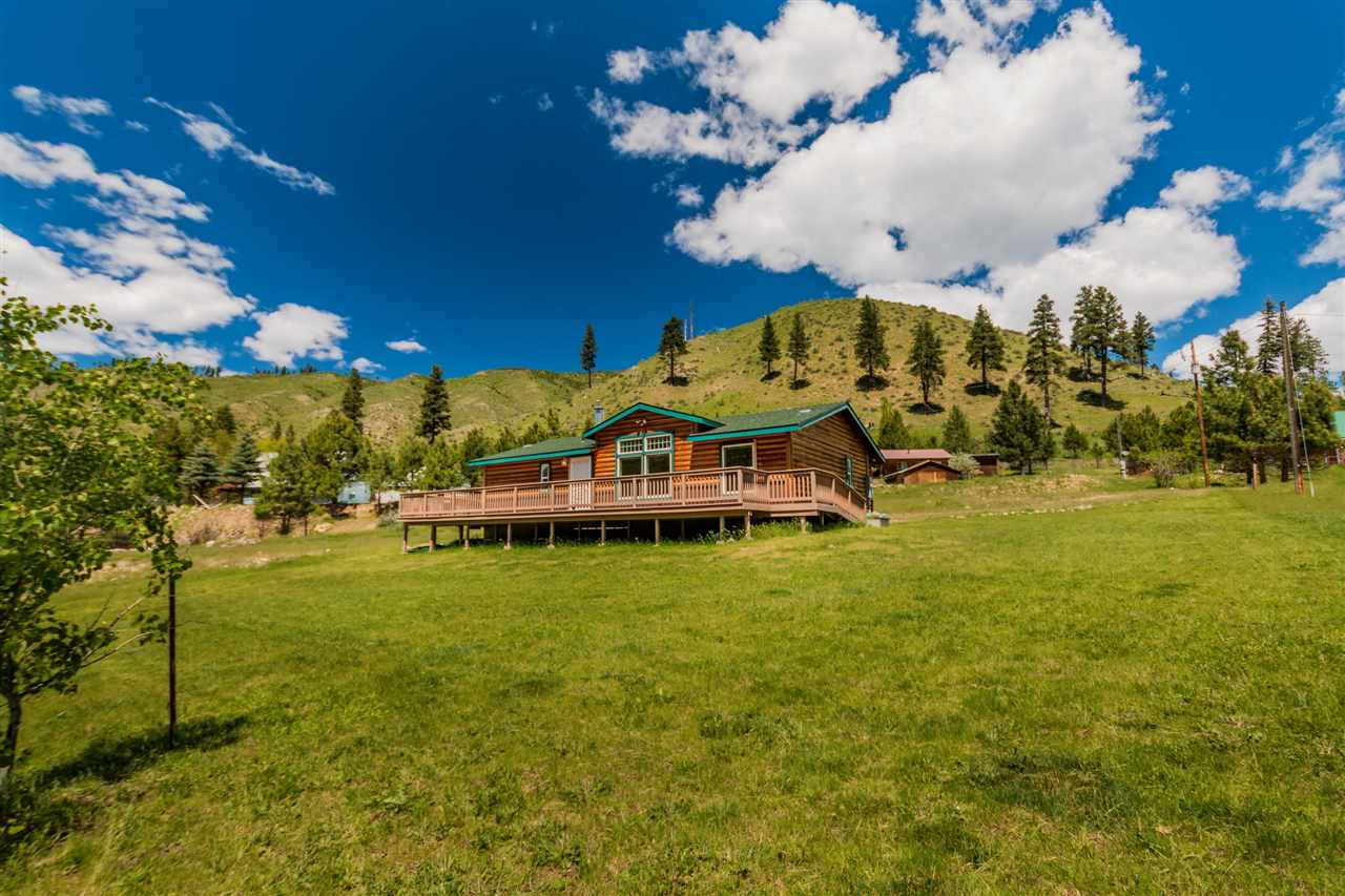 Single Family Home for Sale at 18 Sellman Drive Lowman, Idaho 83637