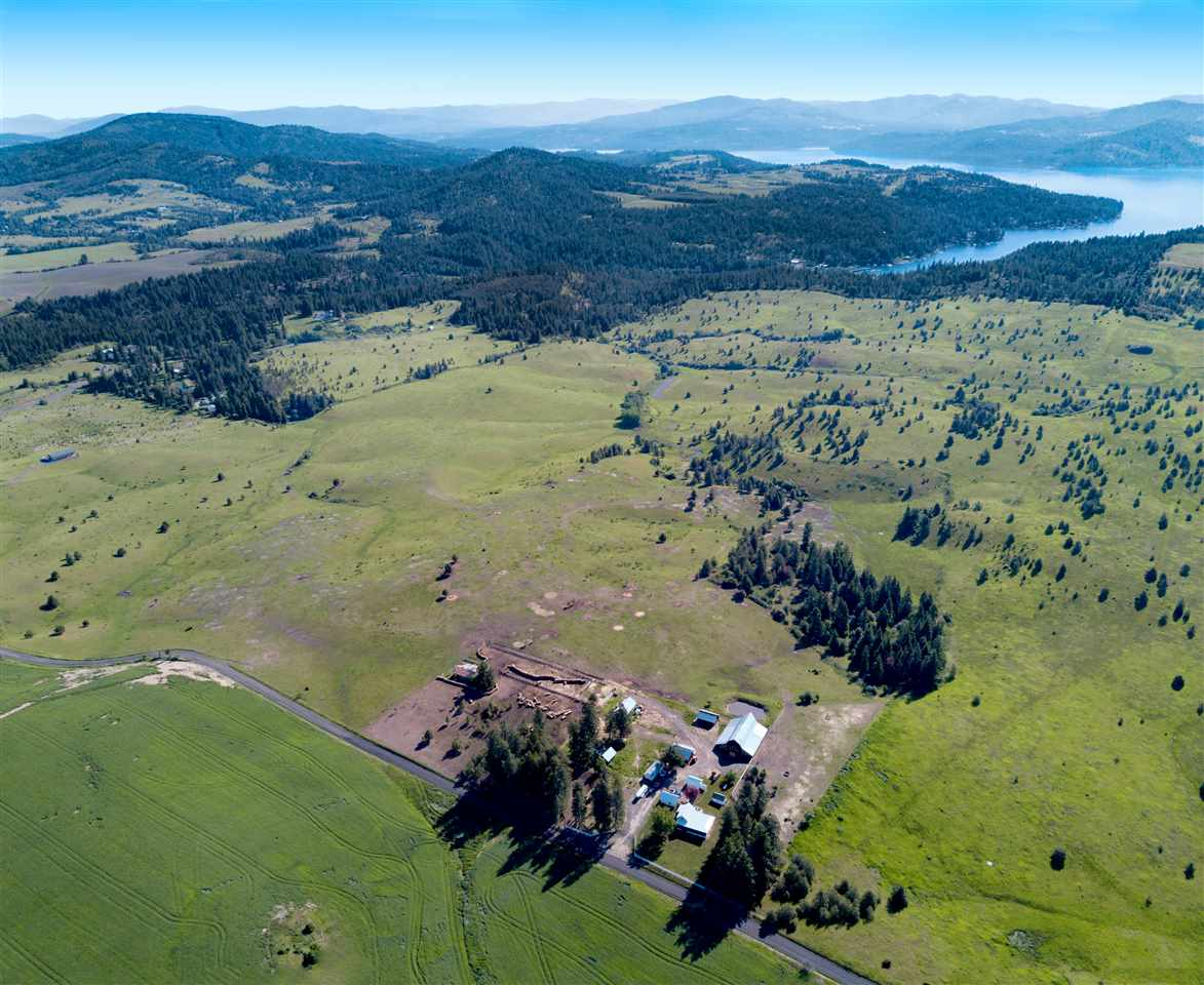 Ranch for Sale at 19252 S Finnebott Way Worley, Idaho 83876