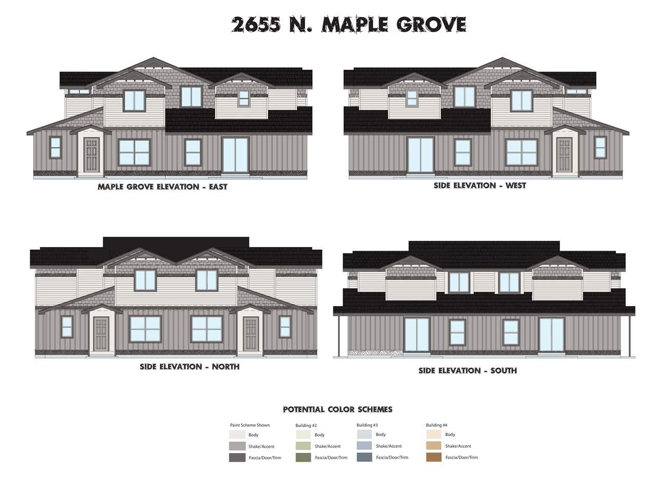 2641-2675 N Maple Grove, Boise, ID 83704