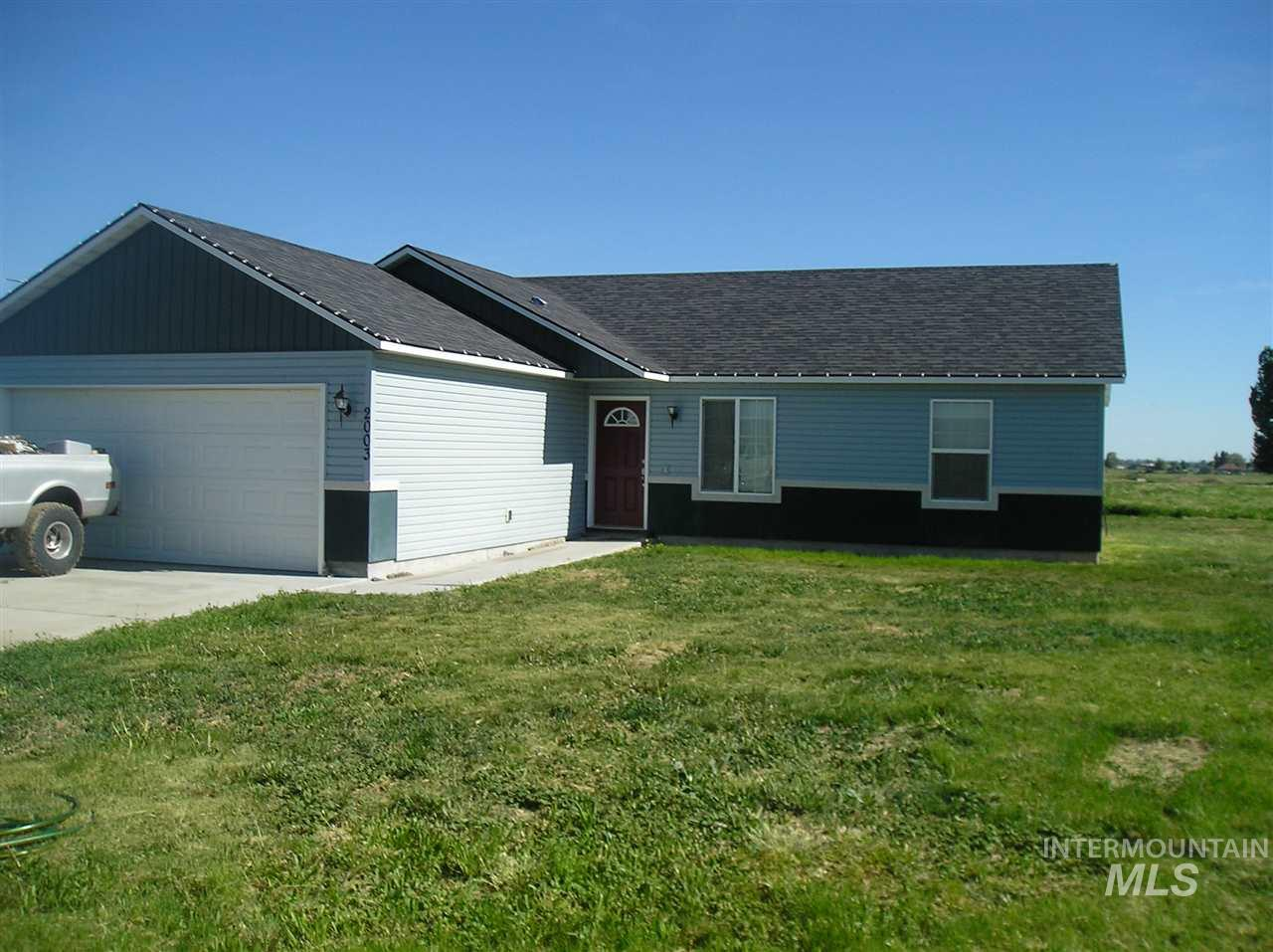 Single Family Home for Sale at 2003 E 1400 S Gooding, Idaho 83330