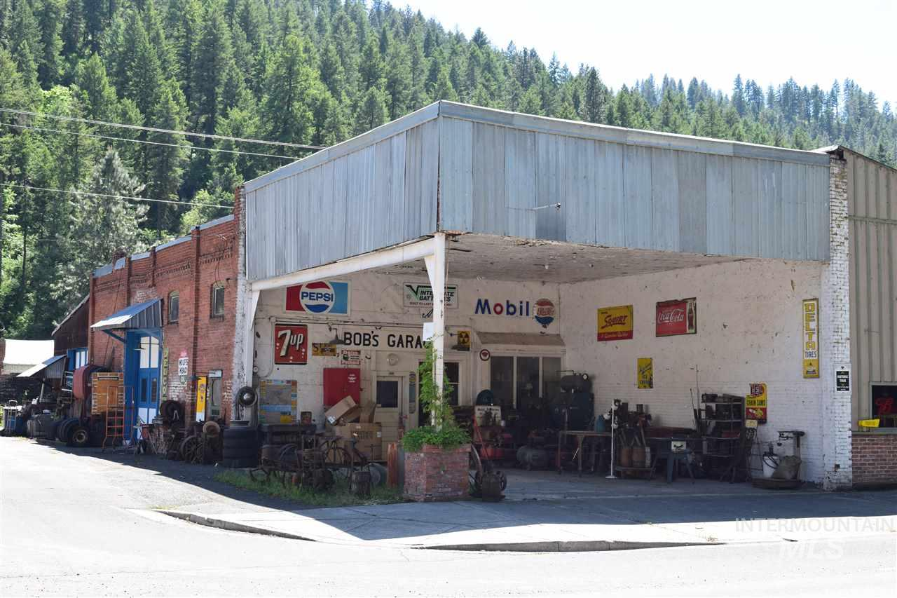 Commercial for Sale at 709 E Main St. Kendrick, Idaho 83537