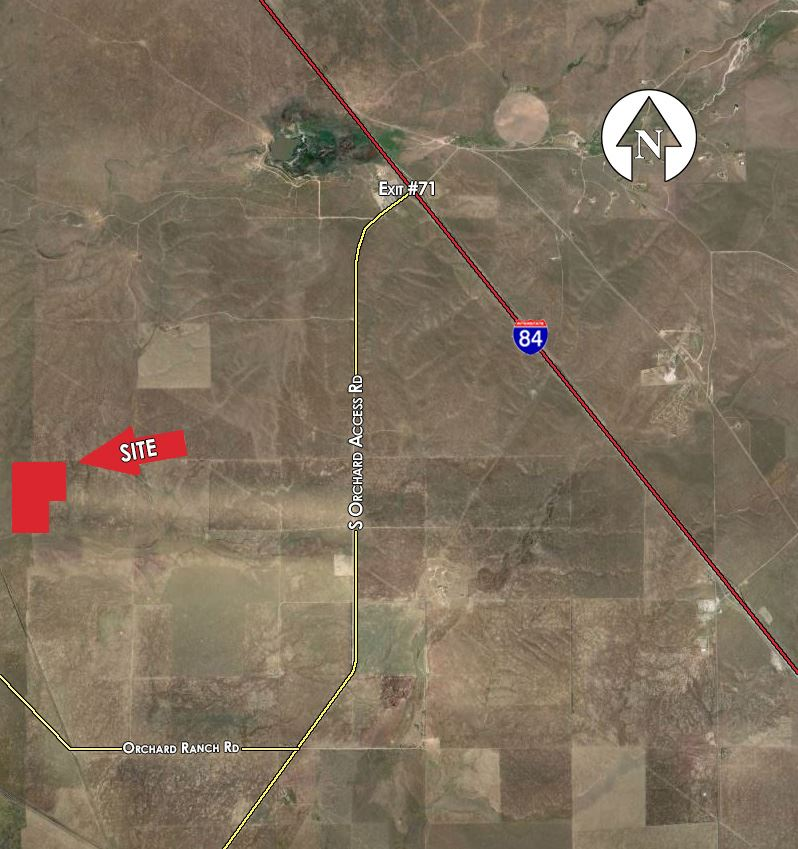 TBD Orchard Ranch Rd, Boise, ID 83716