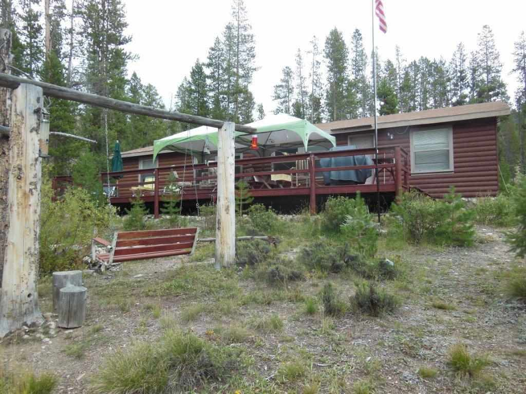 Single Family Home for Sale at 122 Shupe Dr Stanley, Idaho 83278