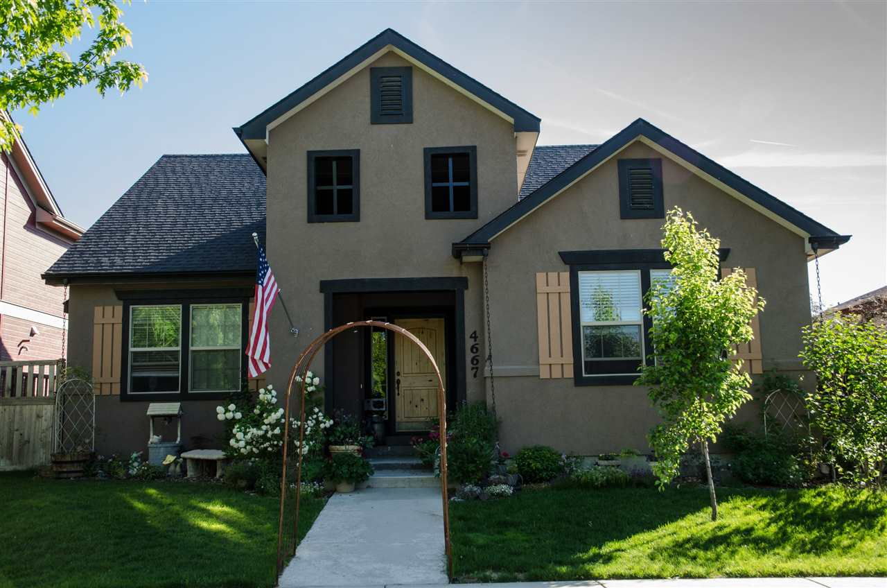 Single Family Home for Sale at 4667 W Hidden Springs Drive Boise, Idaho 83714