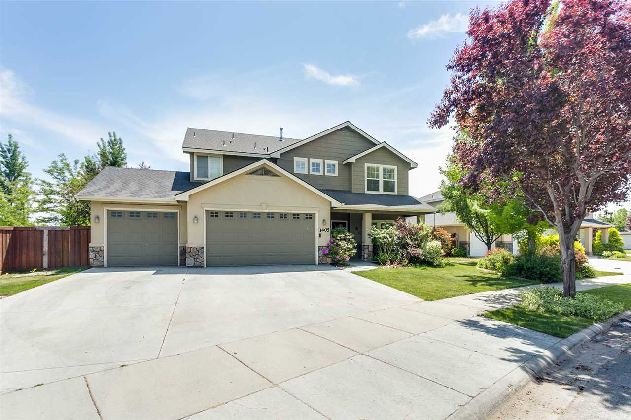 1405 E Red Rock, Meridian, ID 83646