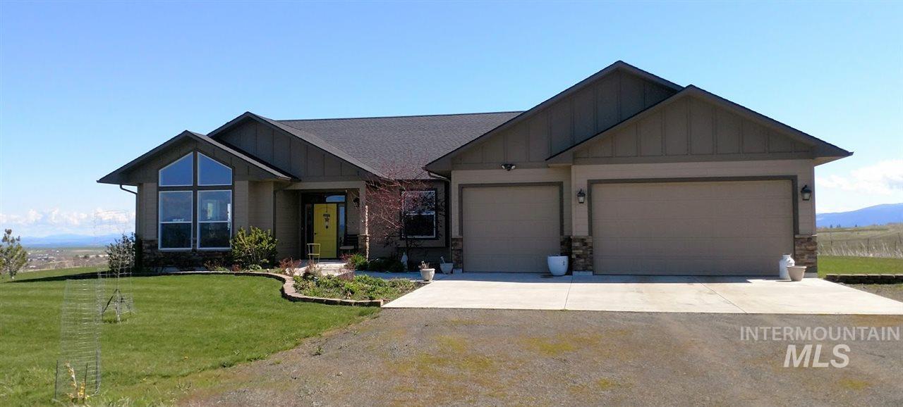独户住宅 为 销售 在 145 Ridgeview Drive 145 Ridgeview Drive Grangeville, 爱达荷州 83530