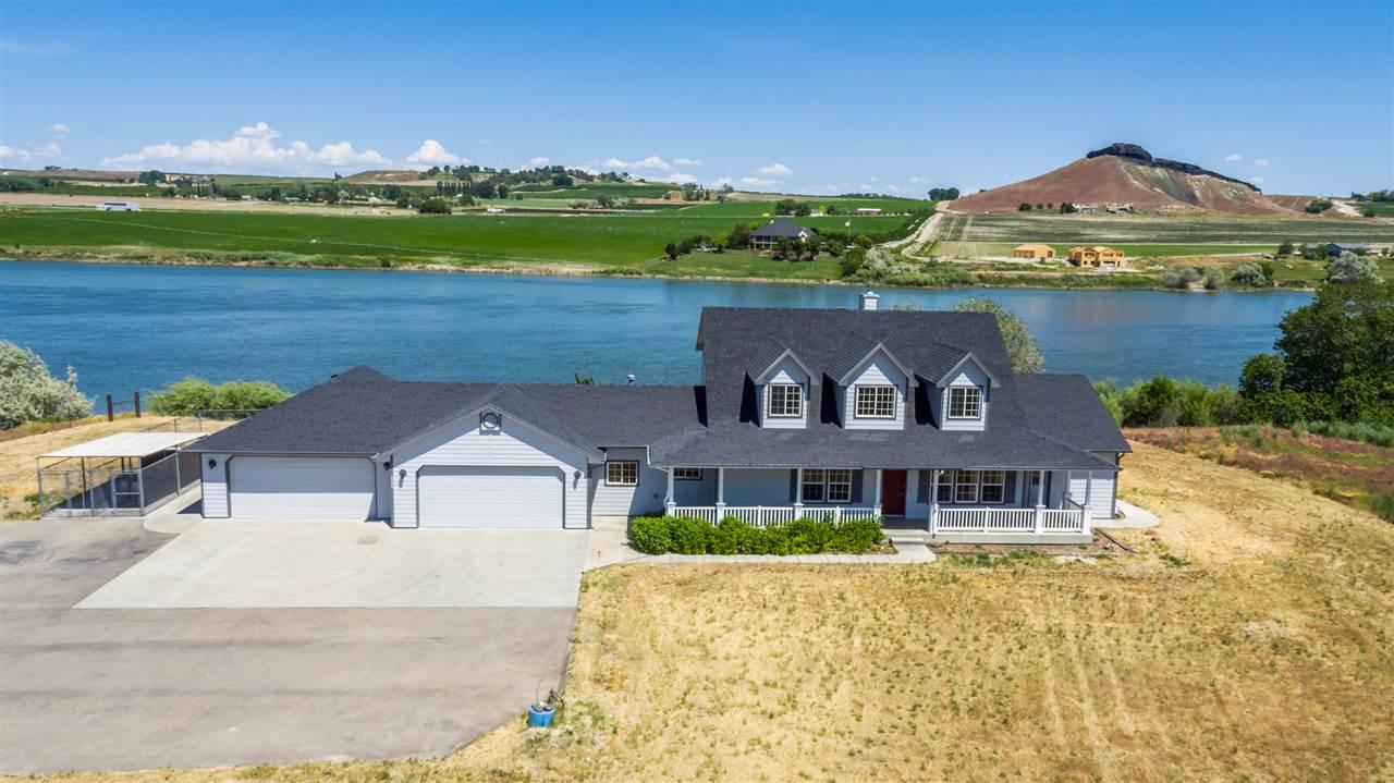 Casa Unifamiliar por un Venta en 6606 Red Rock Rd 6606 Red Rock Rd Marsing, Idaho 83639