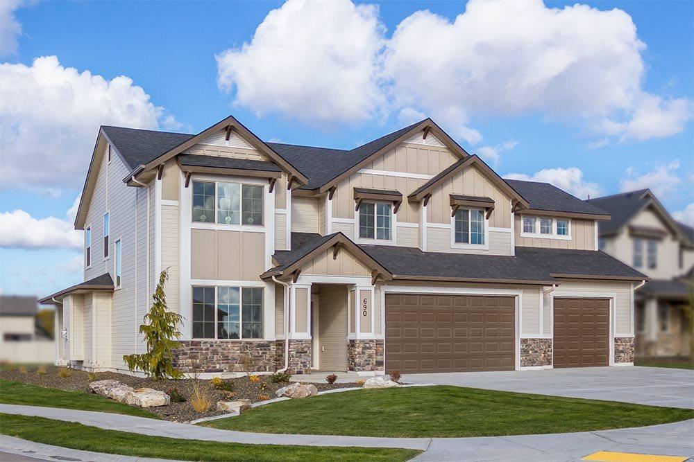 Lot 11 Blk 7 Painted Ridge #4, Boise, ID 83716