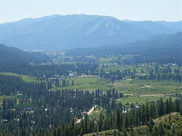 Terreno por un Venta en Tbd 240 Ac Rendezvous Point Garden Valley, Idaho 83622
