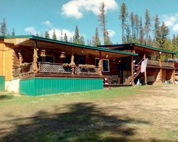 Single Family Home for Sale at 1400 Sweeney Hill Road 1400 Sweeney Hill Road Elk City, Idaho 83525