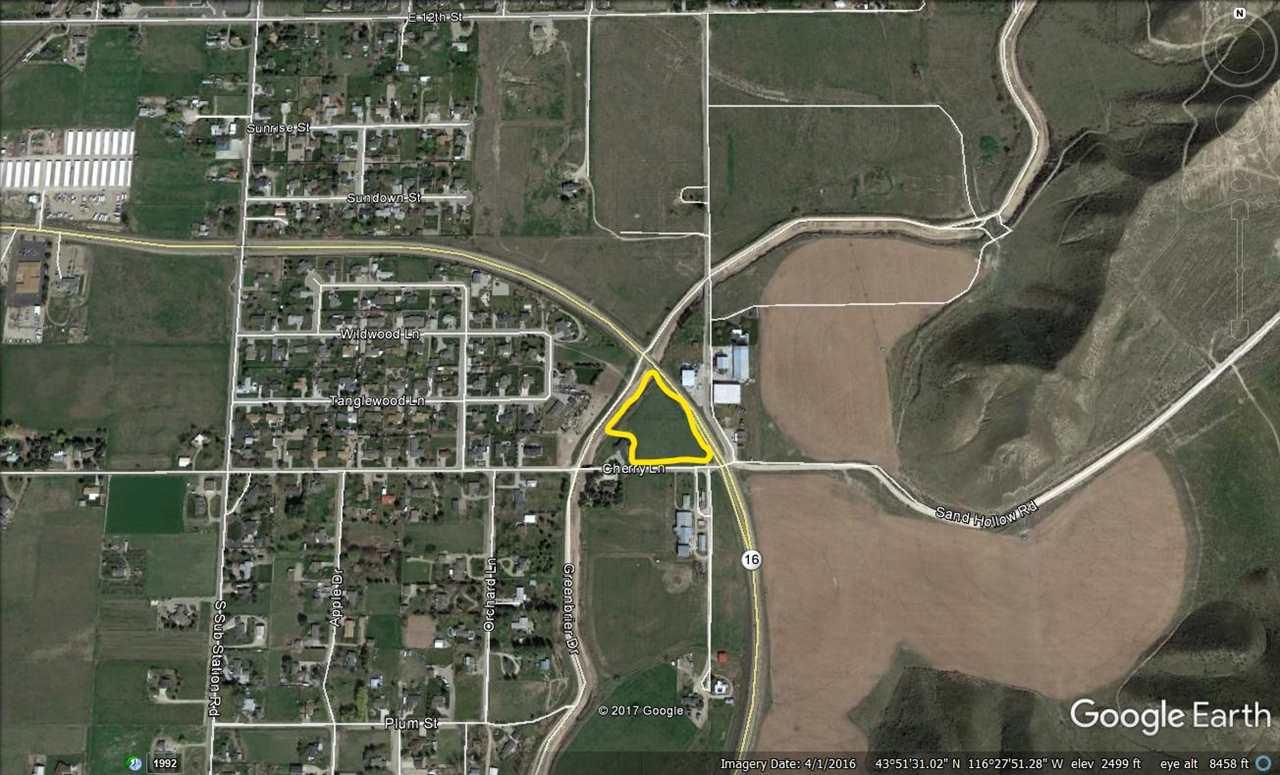 TBD 3 acre Cherry Ln.,Emmett,Idaho 83617,Land,TBD 3 acre Cherry Ln.,98659372
