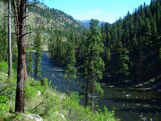 Recreational Property for Sale at 10 Dustin Road 10 Dustin Road Warren, Idaho 83671