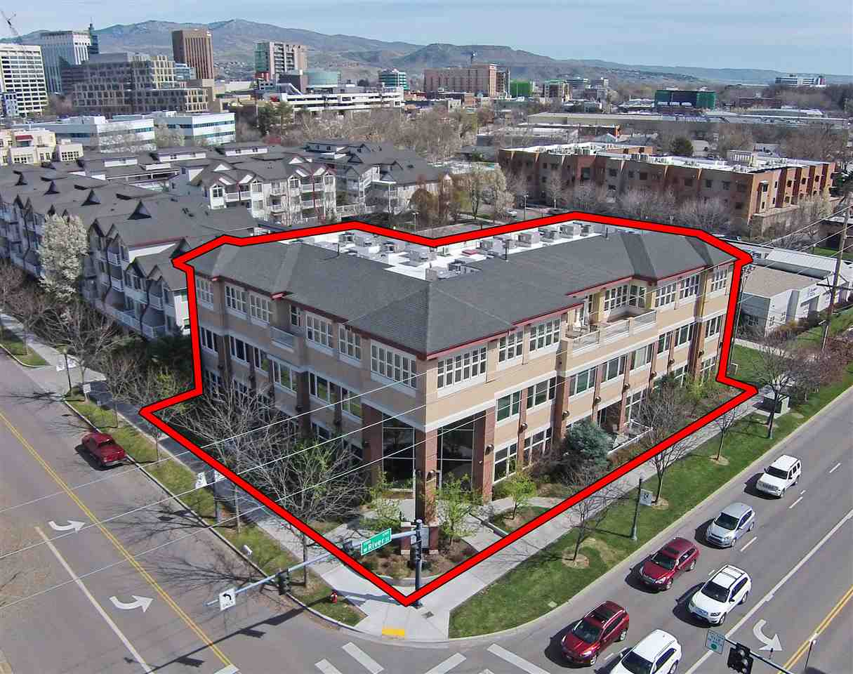 Offices for Sale at 1276 W River Street Boise, Idaho 83702