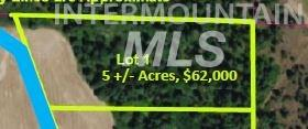 000 Rachel St (Lot 1), Troy, ID 83871