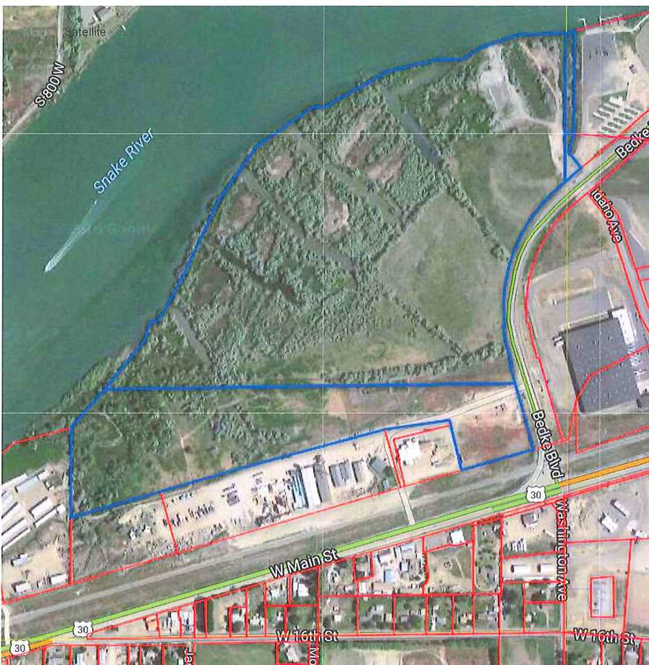 Land for Sale at Tbd Bedke Blvd Burley, Idaho 83318
