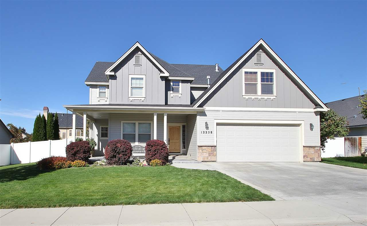 12258 W Gregory Dr., Boise, ID 83709