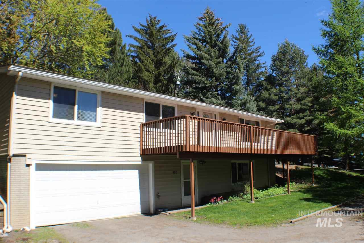 Casa Unifamiliar por un Venta en 507 N E Street 507 N E Street Pullman, Washington 99102