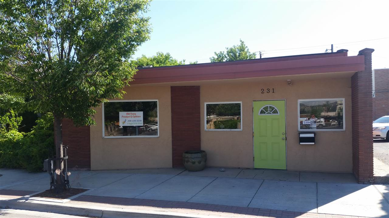Commercial for Sale at 231 S Arthur Pocatello, Idaho 83204