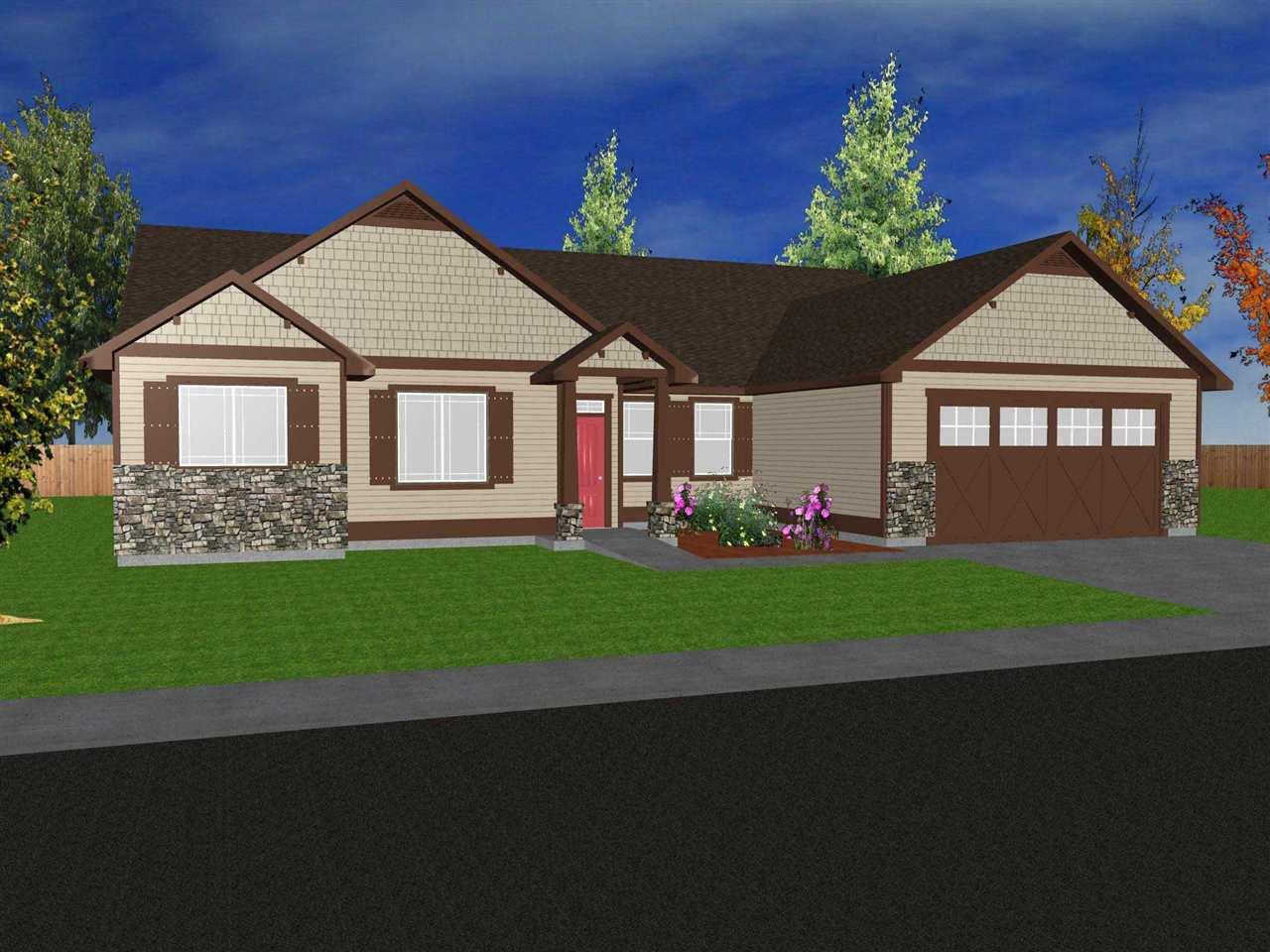 Casa Unifamiliar por un Venta en 27533 Wheat Ridge Road 27533 Wheat Ridge Road Wilder, Idaho 83676