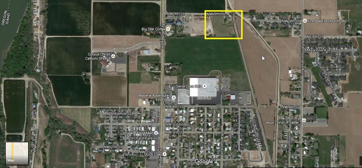 Land for Sale at 400 NW 9th Street 400 NW 9th Street Fruitland, Idaho 83619