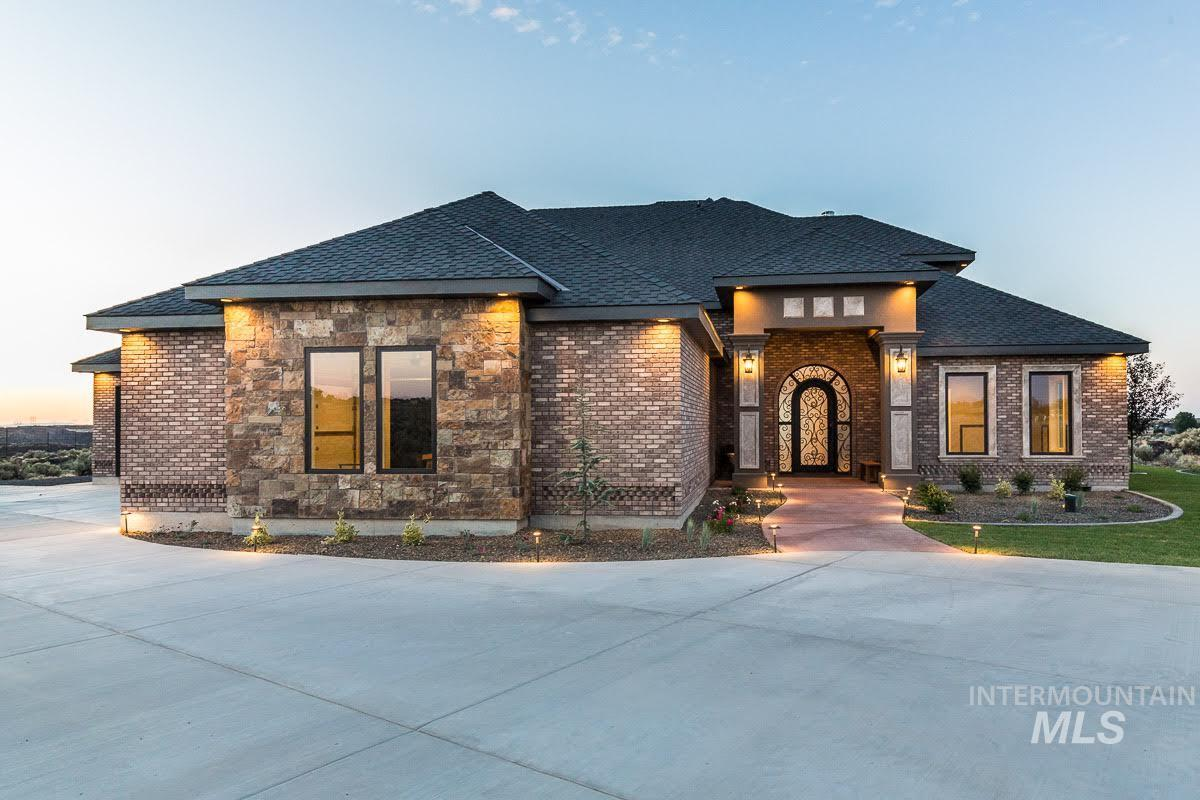 Single Family Home for Sale at 4076 Quail Ridge 4076 Quail Ridge Kimberly, Idaho 83341