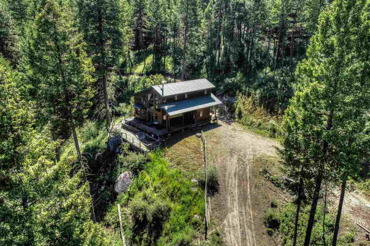 1738 Pine Lakes Ranch, Cascade, ID 83611