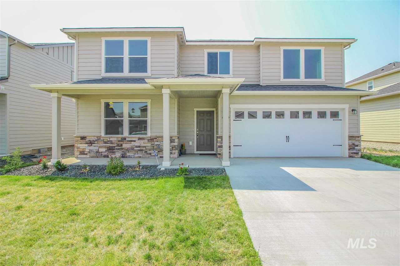 Single Family Home for Sale at 1735 SW Panorama Pullman, Washington 99163
