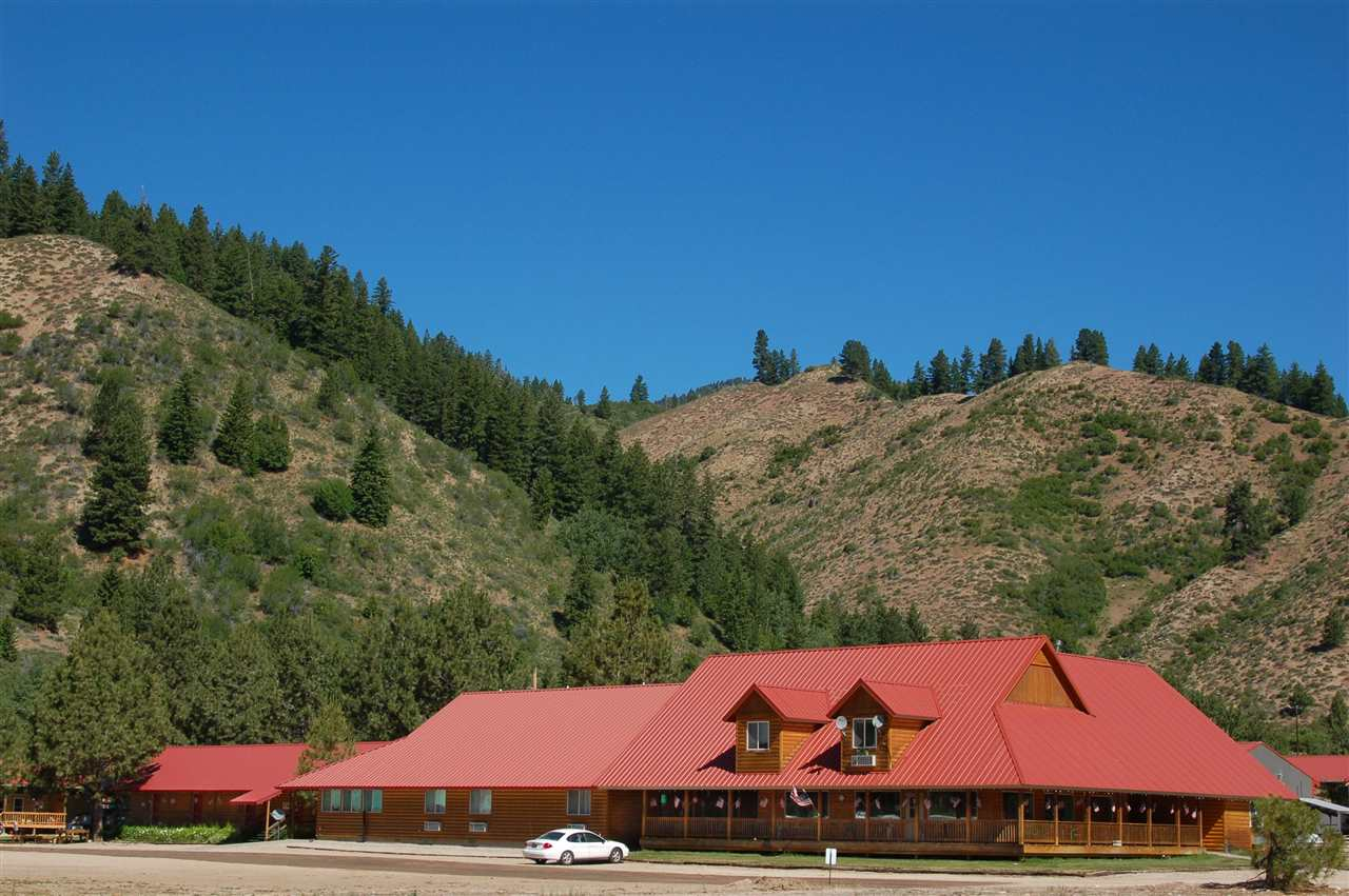 Hotel / Motel for Sale at 12 N Pine-Featherville Road 12 N Pine-Featherville Road Pine, Idaho 83647