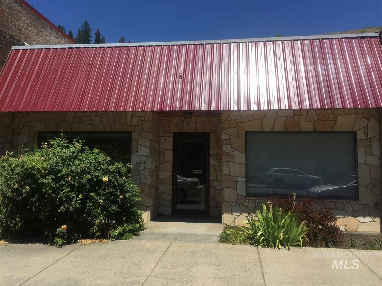 Commercial for Sale at 610 Main St. 610 Main St. Kendrick, Idaho 83843
