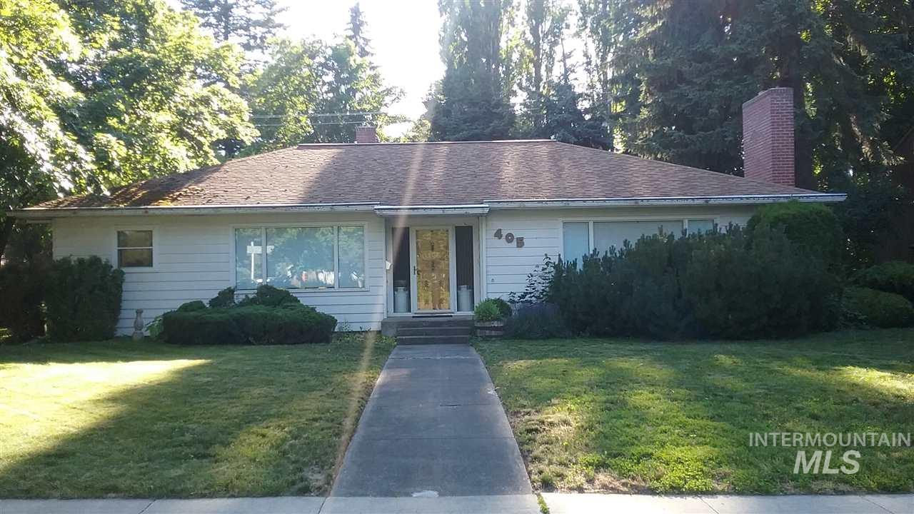 405 N Hayes, Moscow, ID 83843