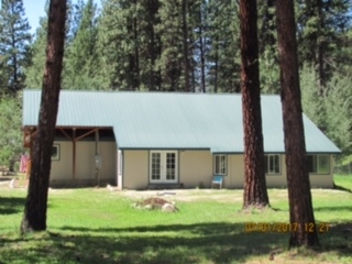 Single Family Home for Sale at 8 W River Lowman, Idaho 83637