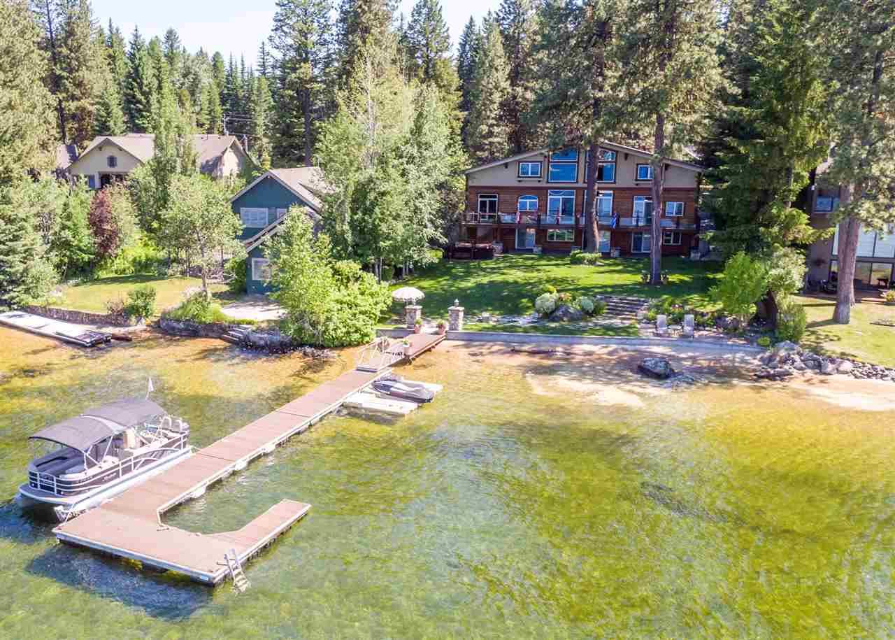 Casa Unifamiliar por un Venta en 219 W Lake St McCall, Idaho 83638